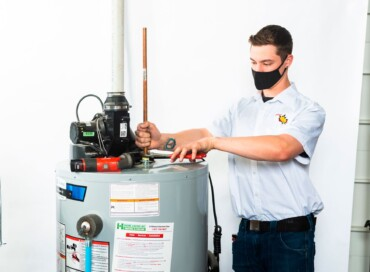 Water Heater Annual Inspection