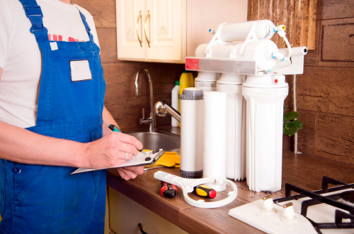 4 Benefits of Reverse Osmosis Systems at Home