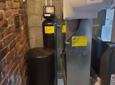 Carbon Filter Installation
